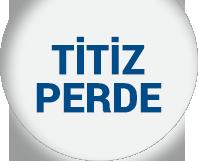 Titiz Perde